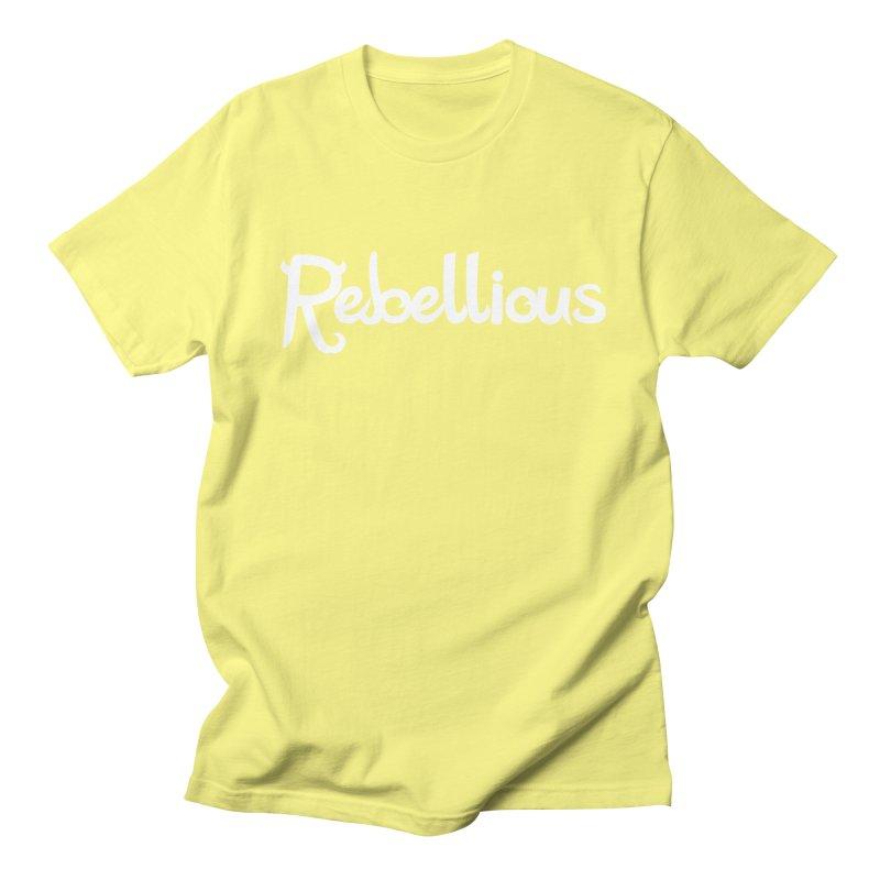 ____ & White Women's Regular Unisex T-Shirt by Rebellious Magazine