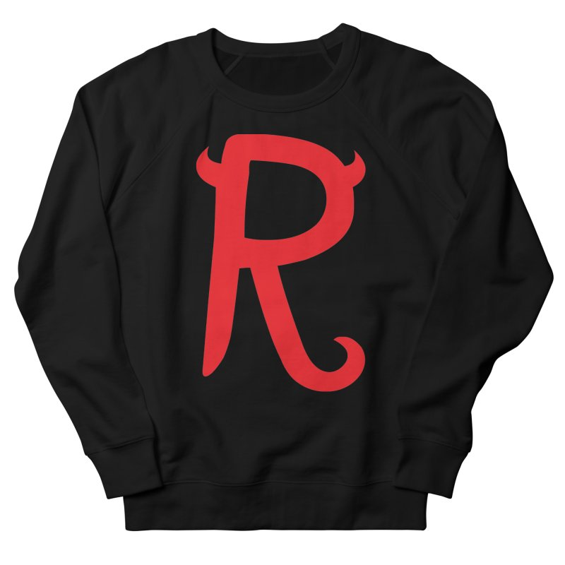 "Rebellious ""R"" Women's Sweatshirt by Rebellious Magazine"