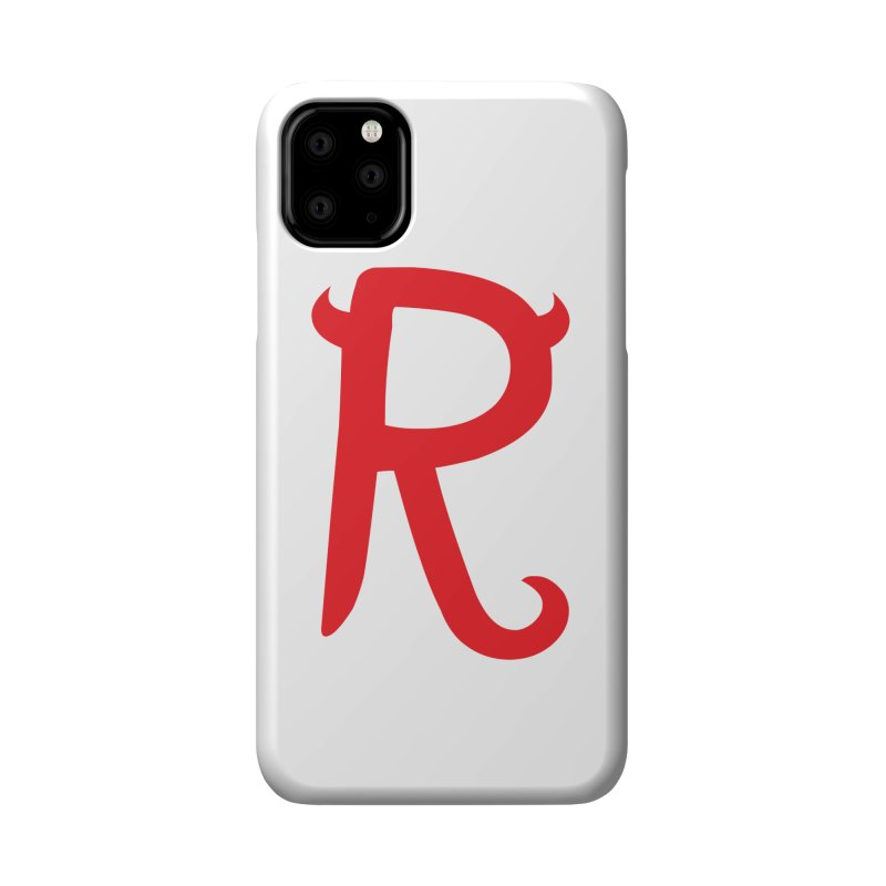 "Rebellious ""R"" Accessories Phone Case by Rebellious Magazine"