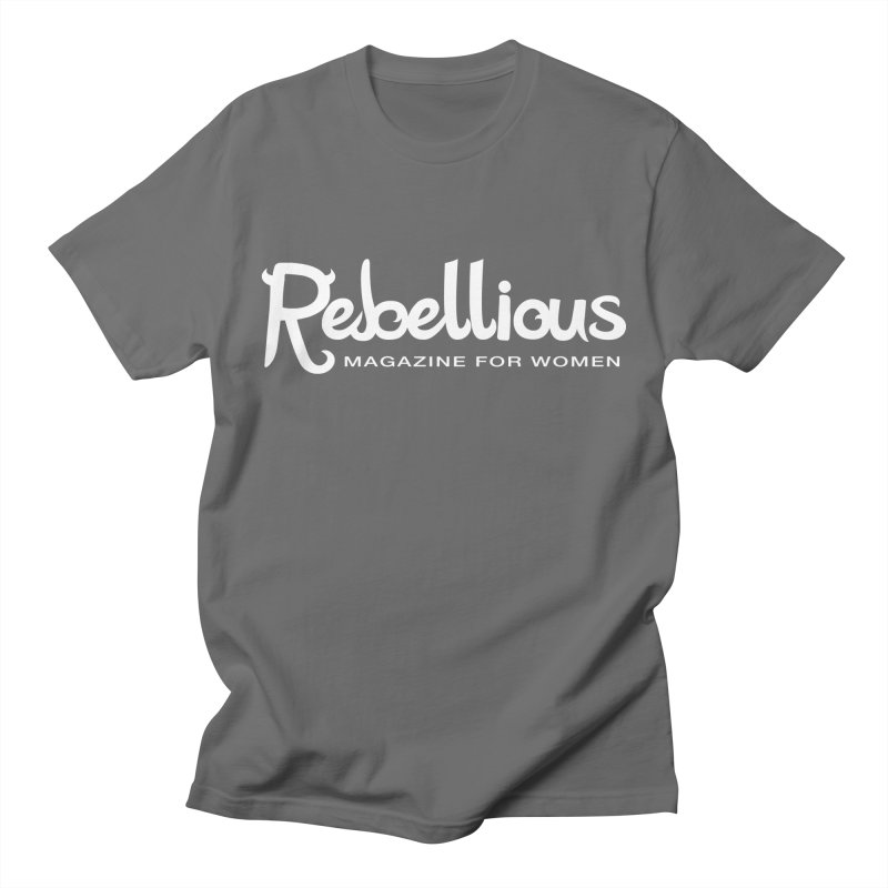 ____ and White Women's T-Shirt by Rebellious Magazine