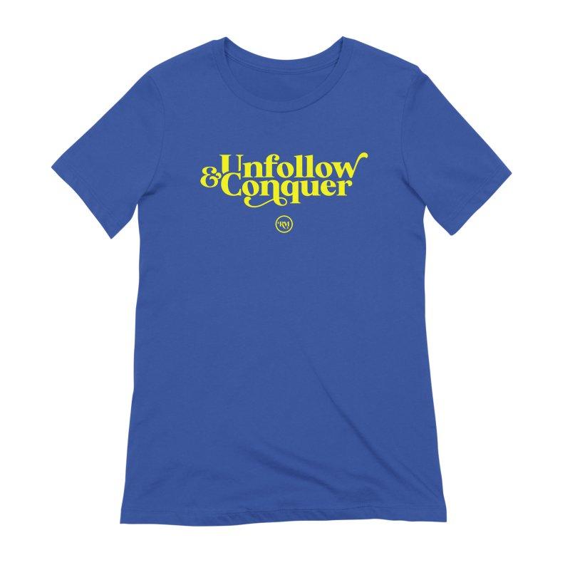 U&C Women's Extra Soft T-Shirt by Rebel Mulata
