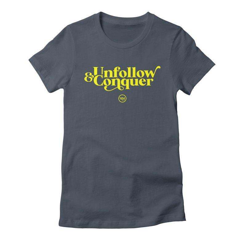 U&C Women's T-Shirt by Rebel Mulata