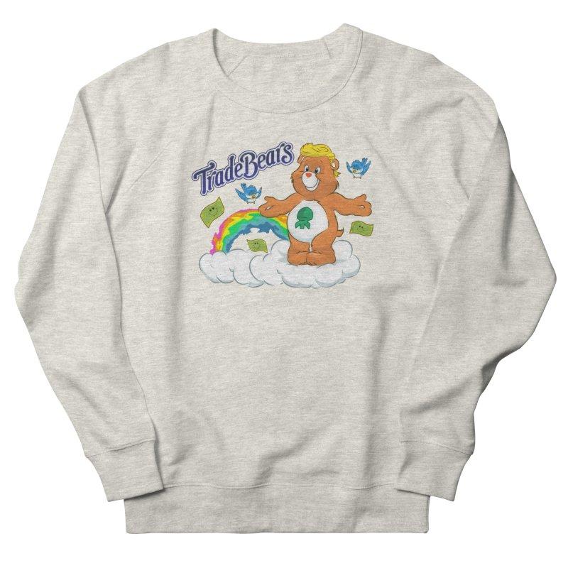 Trade Bears Men's Sweatshirt by Rebel Mulata