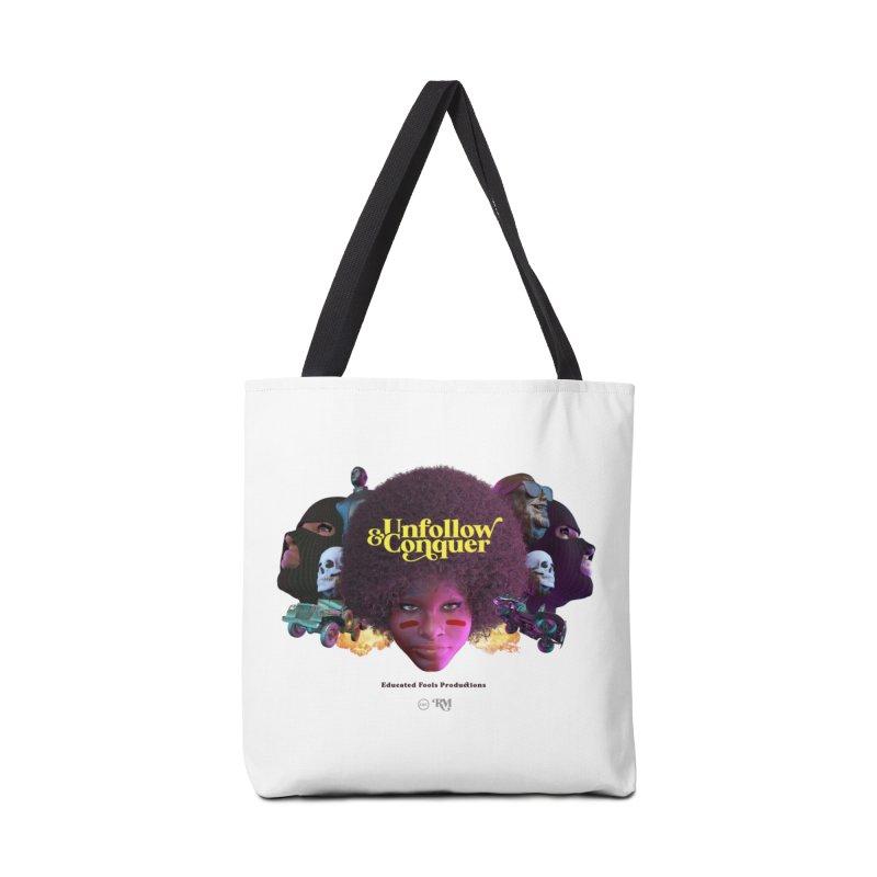Midnight Premiere Accessories Tote Bag Bag by Rebel Mulata