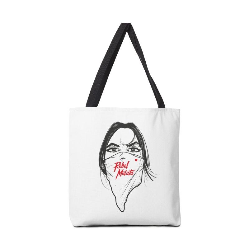 Woman Accessories Tote Bag Bag by Rebel Mulata