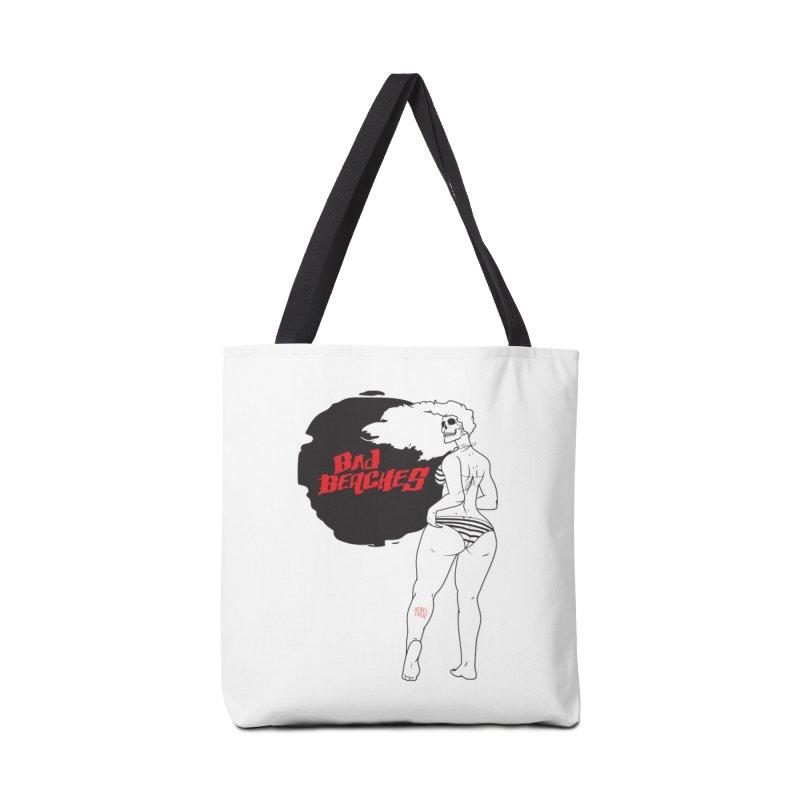 Bad Beaches Accessories Tote Bag Bag by Rebel Mulata