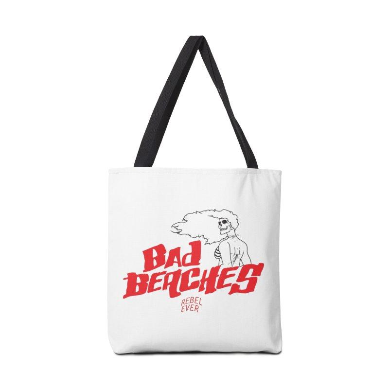 Bad Beaches II Accessories Tote Bag Bag by Rebel Mulata