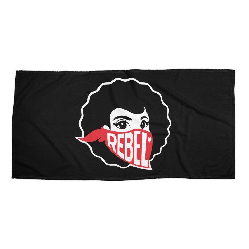 Bandana Accessories Beach Towel by Rebel Mulata