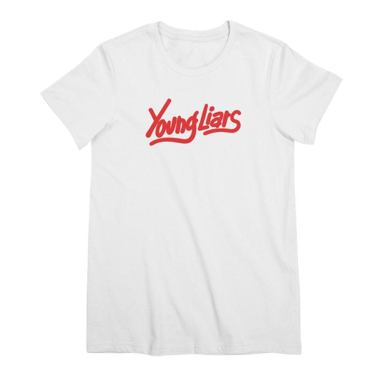 YoLi Women's Premium T-Shirt by Rebel Mulata