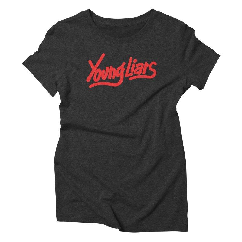 YoLi Women's Triblend T-Shirt by Rebel Mulata