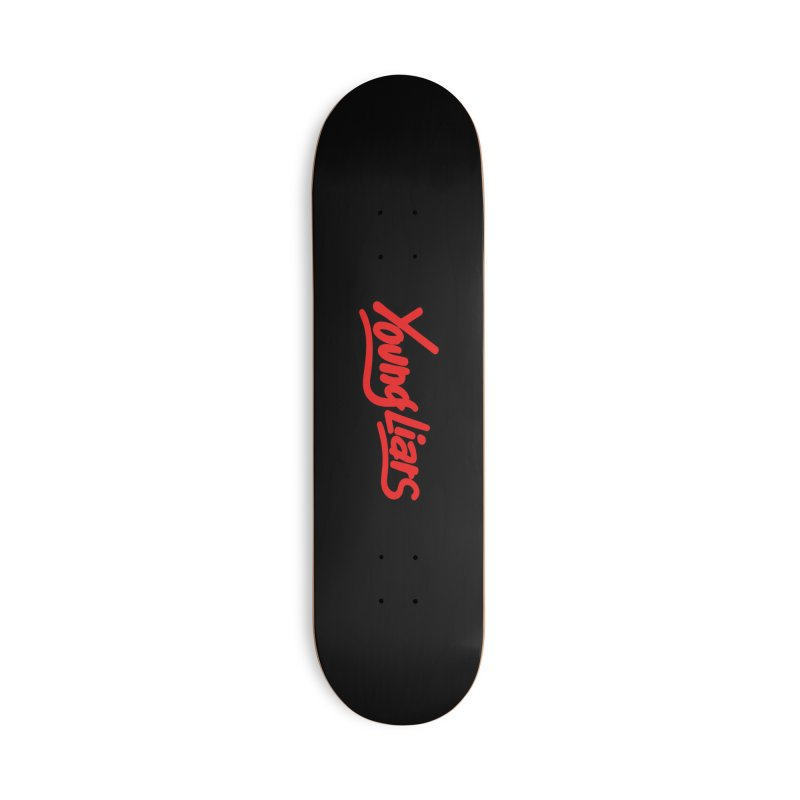 YoLi in Deck Only Skateboard by Rebel Mulata