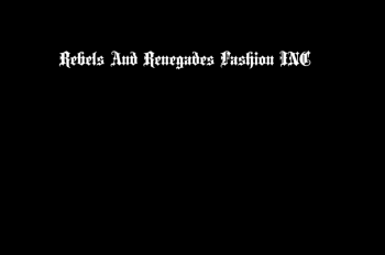 Rebels And Renegades Fashion INC Logo