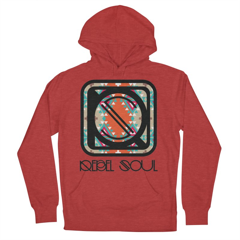 Men's Journey West Icon Men's French Terry Pullover Hoody by rebelsoulstudio's Artist Shop