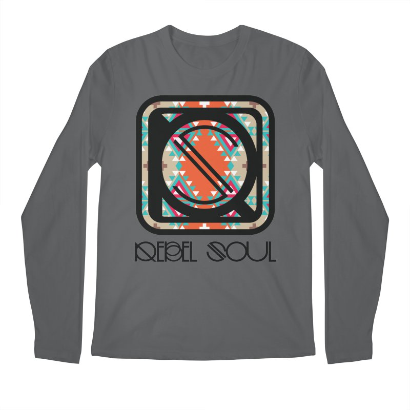 Men's Journey West Icon Men's Regular Longsleeve T-Shirt by rebelsoulstudio's Artist Shop