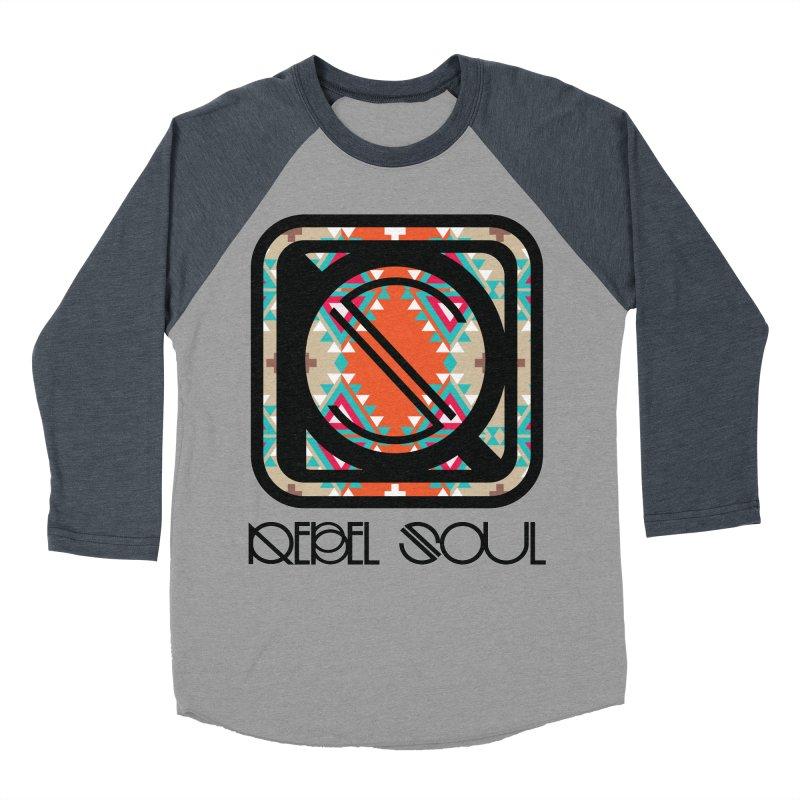Men's Journey West Icon Men's Baseball Triblend Longsleeve T-Shirt by rebelsoulstudio's Artist Shop