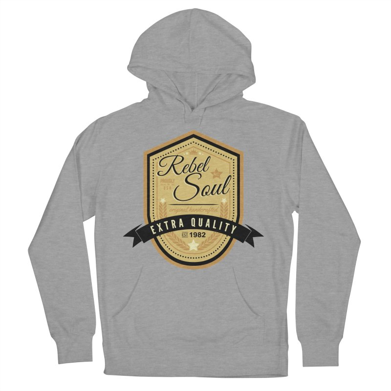 Craft Brew Men's French Terry Pullover Hoody by rebelsoulstudio's Artist Shop