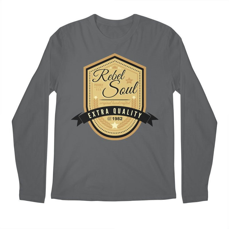 Craft Brew Men's Regular Longsleeve T-Shirt by rebelsoulstudio's Artist Shop