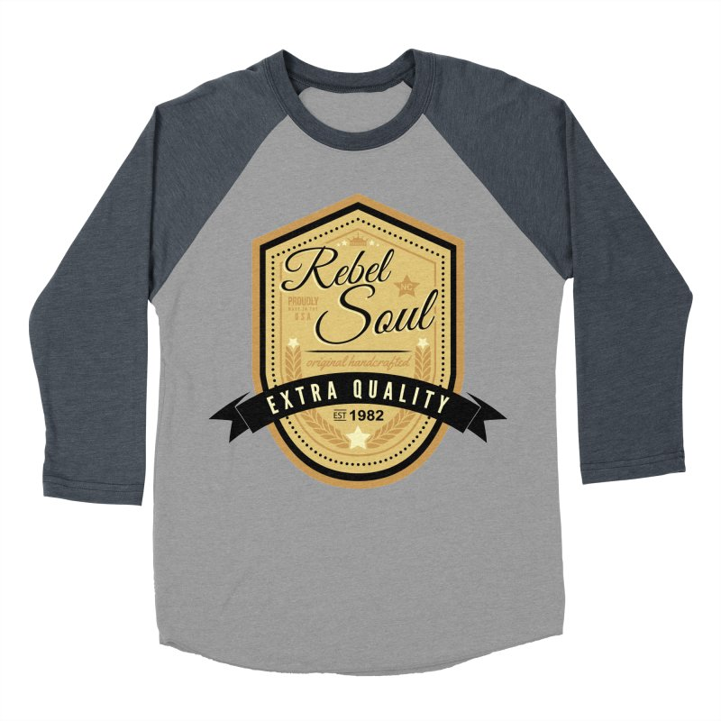 Craft Brew Women's Baseball Triblend Longsleeve T-Shirt by rebelsoulstudio's Artist Shop