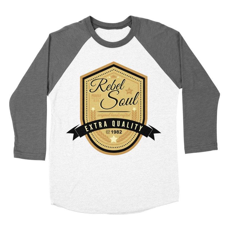 Craft Brew Men's Baseball Triblend Longsleeve T-Shirt by rebelsoulstudio's Artist Shop