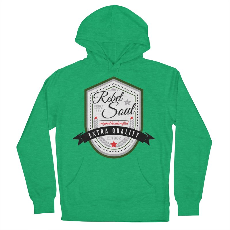 Craft Brew (Alternate) Men's French Terry Pullover Hoody by rebelsoulstudio's Artist Shop