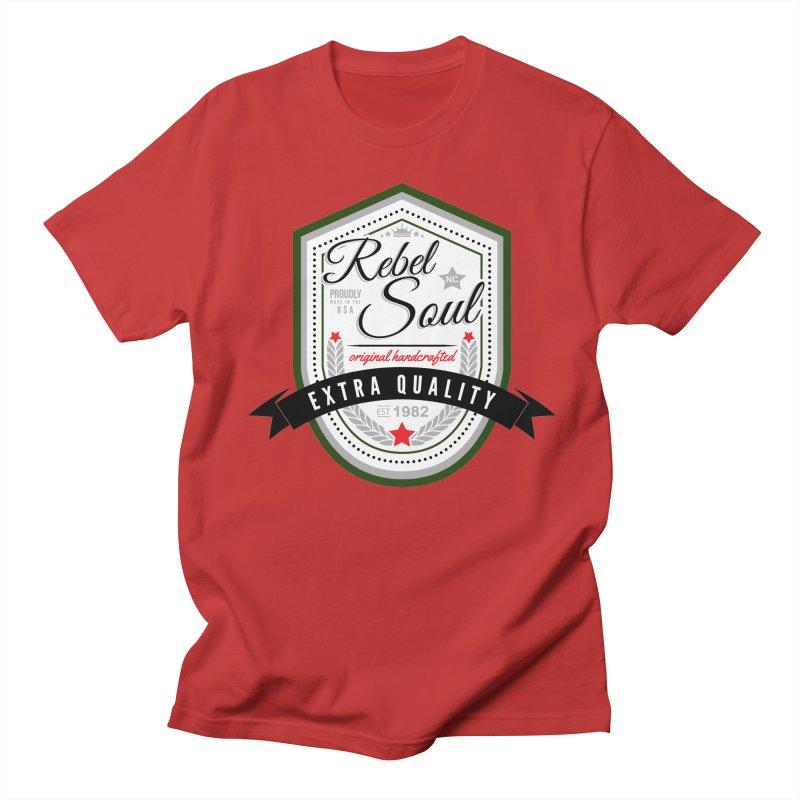 Craft Brew (Alternate) Men's Regular T-Shirt by rebelsoulstudio's Artist Shop