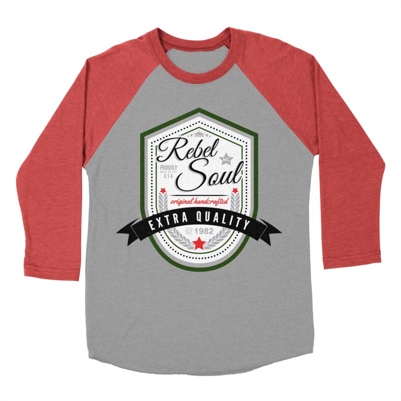 Craft Brew (Alternate) Women's Baseball Triblend Longsleeve T-Shirt by rebelsoulstudio's Artist Shop