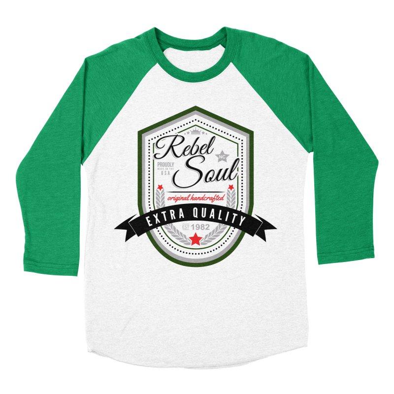 Craft Brew (Alternate) Men's Baseball Triblend Longsleeve T-Shirt by rebelsoulstudio's Artist Shop