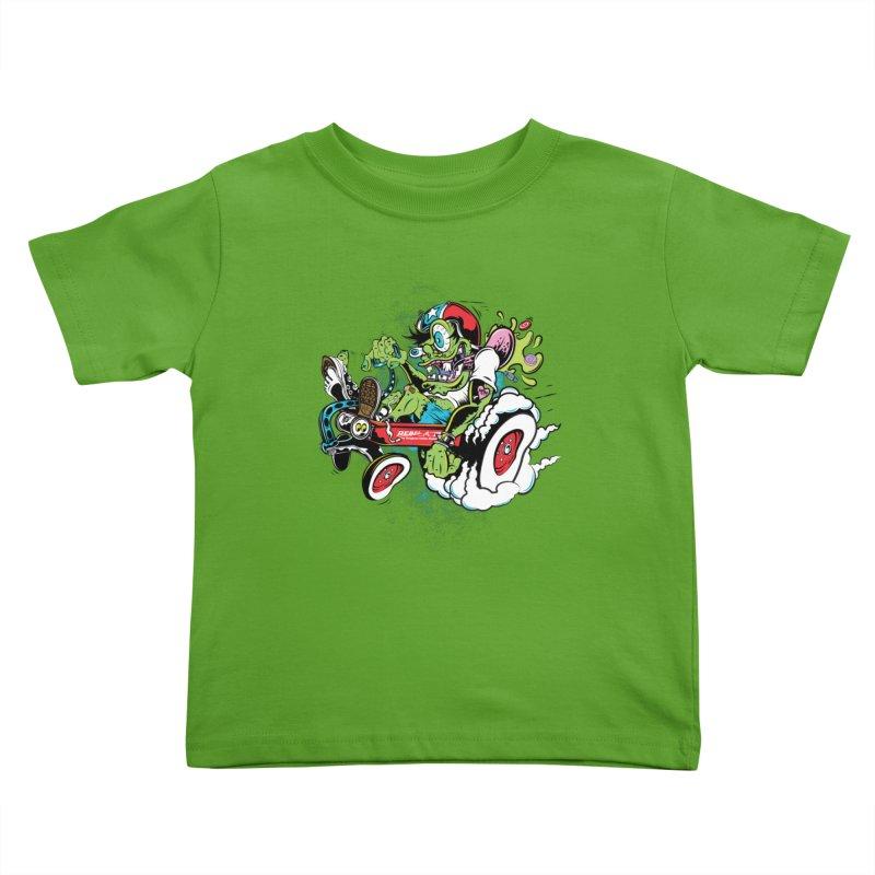 Mother's Worry Kids Toddler T-Shirt by rebelsoulstudio's Artist Shop