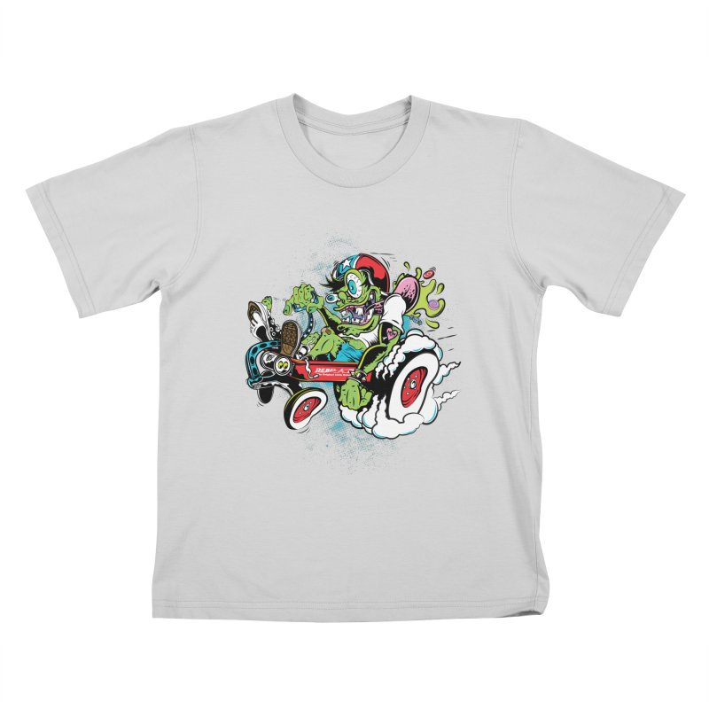 Mother's Worry Kids T-Shirt by rebelsoulstudio's Artist Shop
