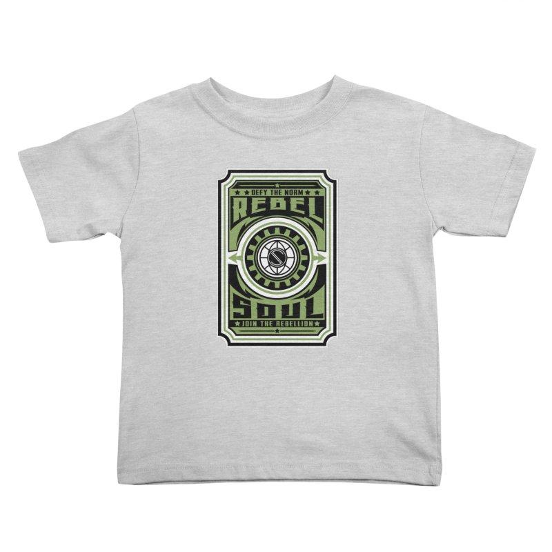 Defy the Norm  Kids Toddler T-Shirt by rebelsoulstudio's Artist Shop