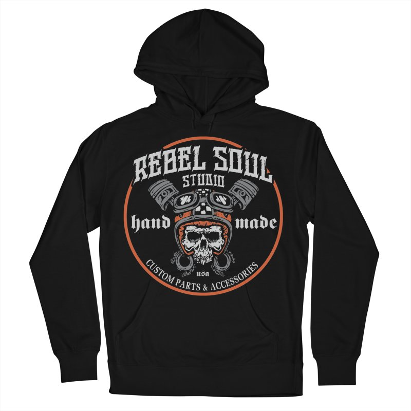 Custom Speed Parts & Accessories (3 Color) Men's French Terry Pullover Hoody by rebelsoulstudio's Artist Shop
