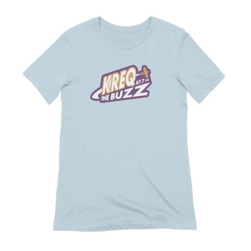 KREQ Shirt Women's T-Shirt by Rec Room Official Gear