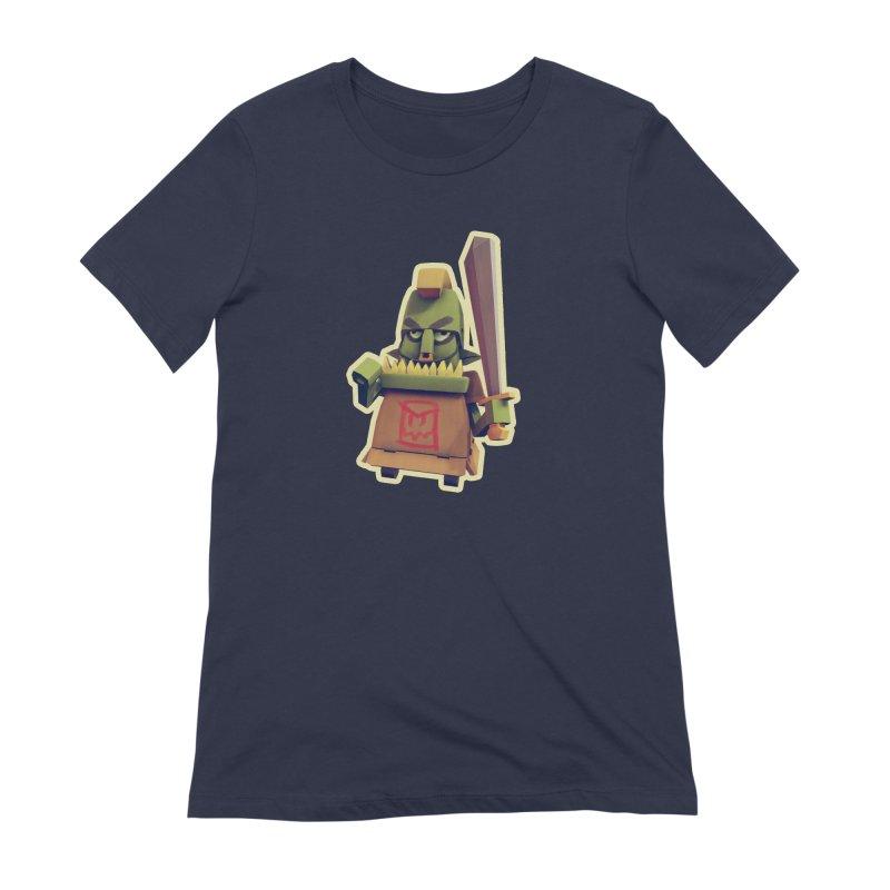Goblin Shirt Women's T-Shirt by Rec Room Official Gear