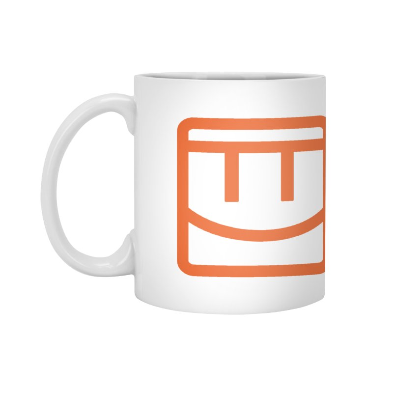 rec room face mug Accessories Mug by Rec Room Official Gear