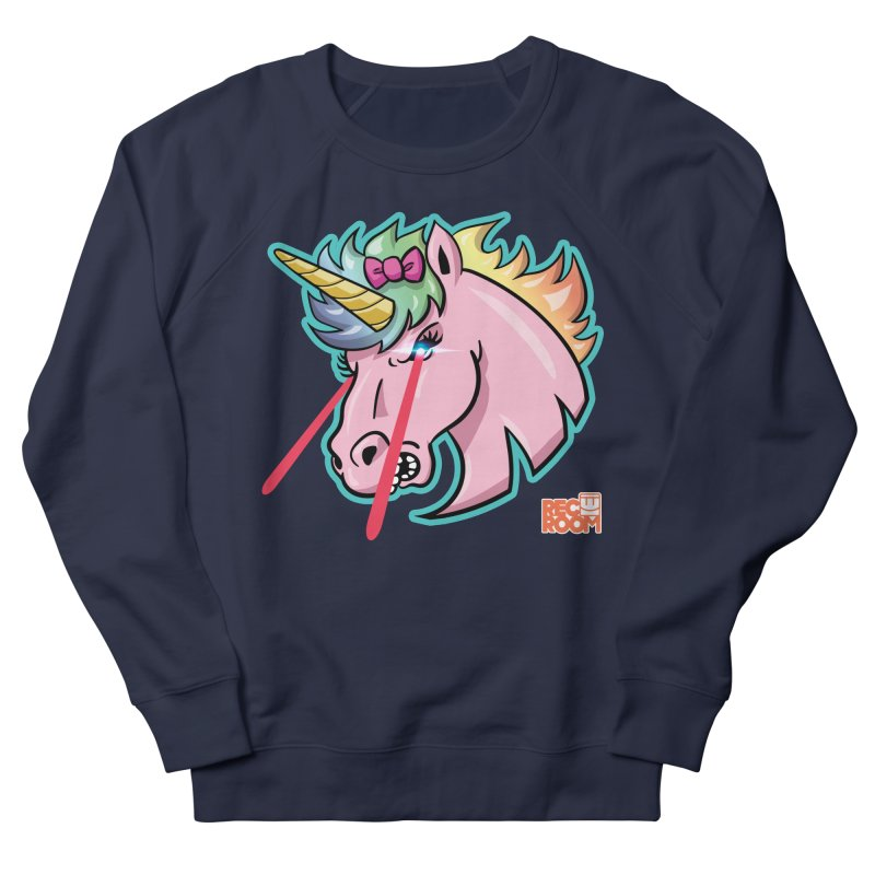 Rec Room Sasha the Lasercorn Women's Sweatshirt by Rec Room Official Gear