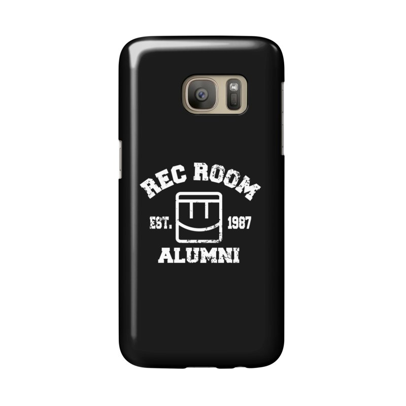 Rec Room Alumni Accessories Phone Case by Rec Room Official Gear