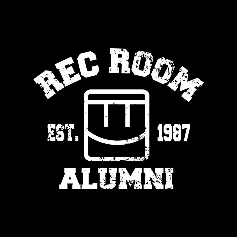 Rec Room Alumni Kids Longsleeve T-Shirt by Rec Room Official Gear