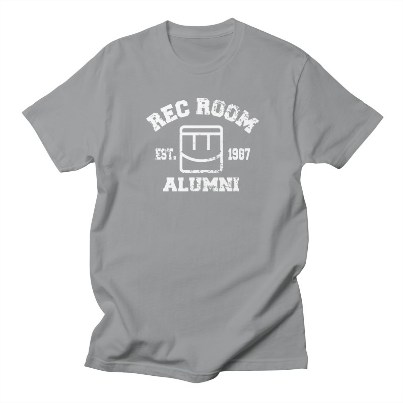Rec Room Alumni Men's Regular T-Shirt by Rec Room Official Gear