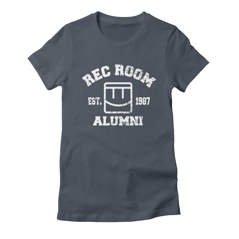 Rec Room Alumni Women's T-Shirt by Rec Room Official Gear