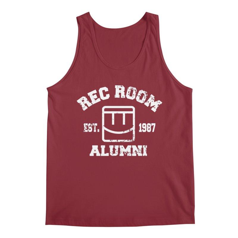 Rec Room Alumni Men's Regular Tank by Rec Room Official Gear