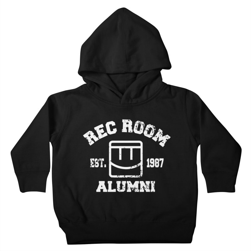 Rec Room Alumni Kids Toddler Pullover Hoody by Rec Room Official Gear