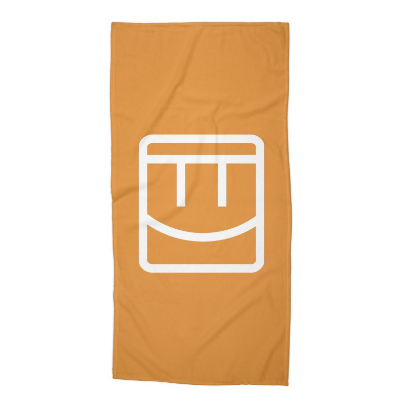 Rec Room Face Accessories Beach Towel by Rec Room Official Gear