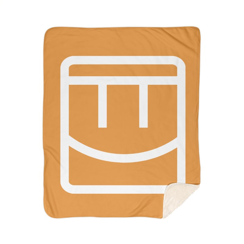 Rec Room Face Home Blanket by Rec Room Official Gear