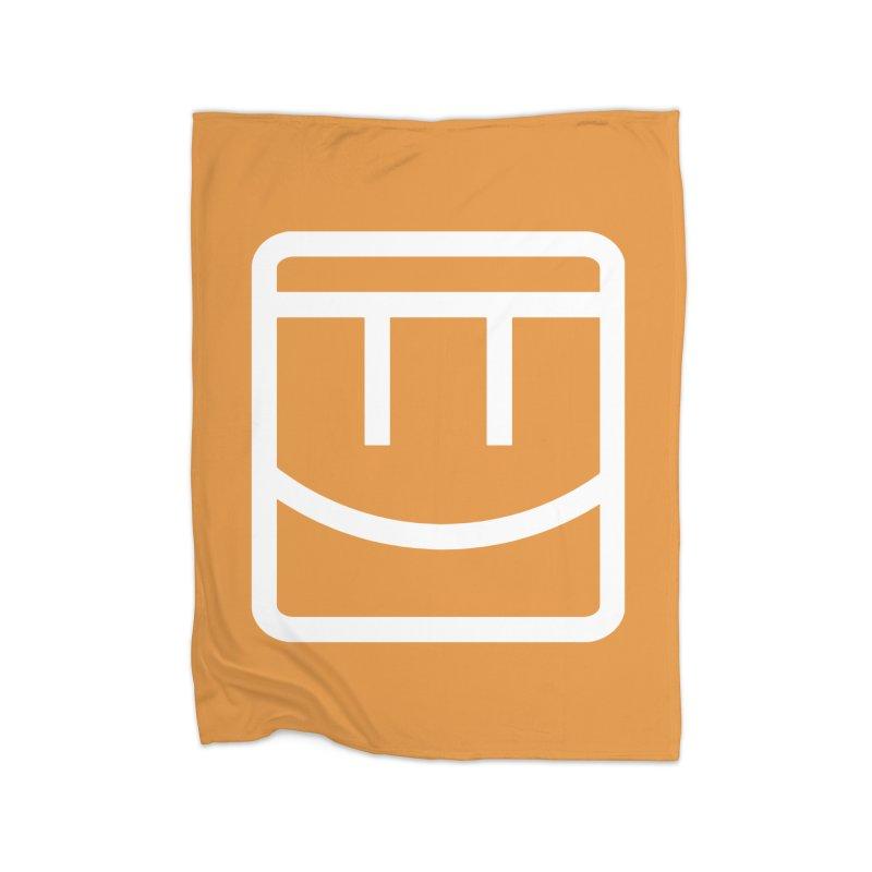 Rec Room Face Home Fleece Blanket Blanket by Rec Room Official Gear
