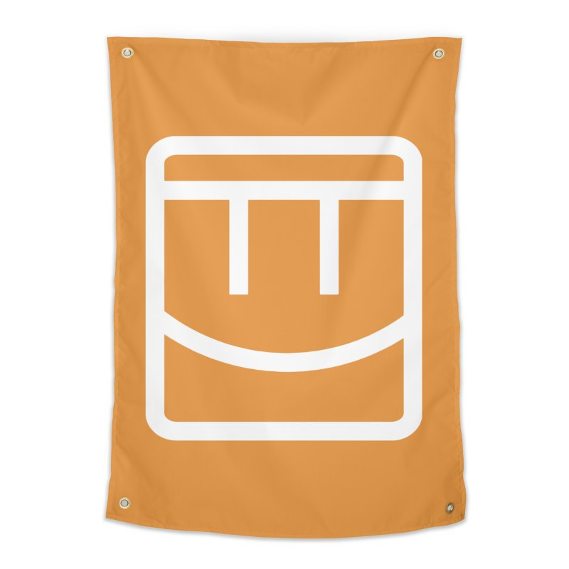 Rec Room Face Home Tapestry by Rec Room Official Gear