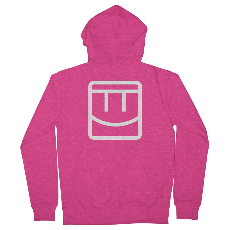 Rec Room Face Women's French Terry Zip-Up Hoody by Rec Room Official Gear