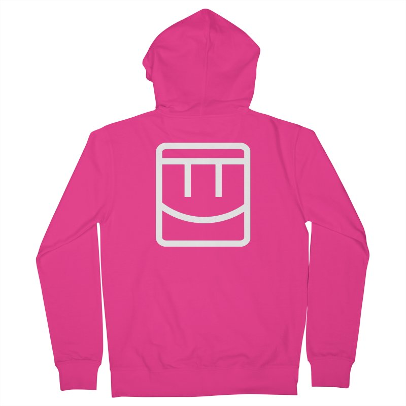 Rec Room Face Men's French Terry Zip-Up Hoody by Rec Room Official Gear