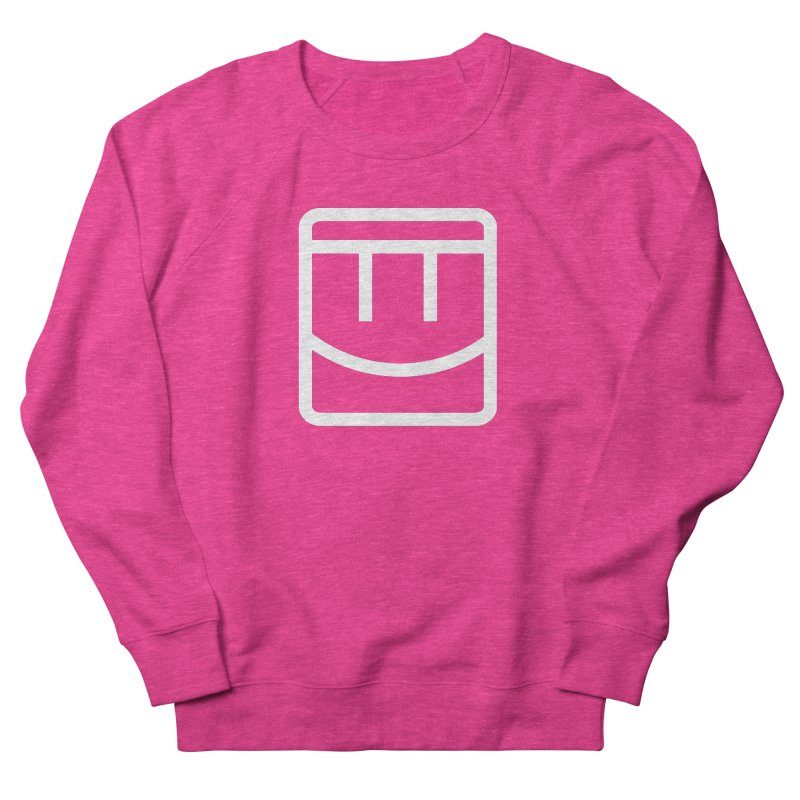 Rec Room Face Women's French Terry Sweatshirt by Rec Room Official Gear