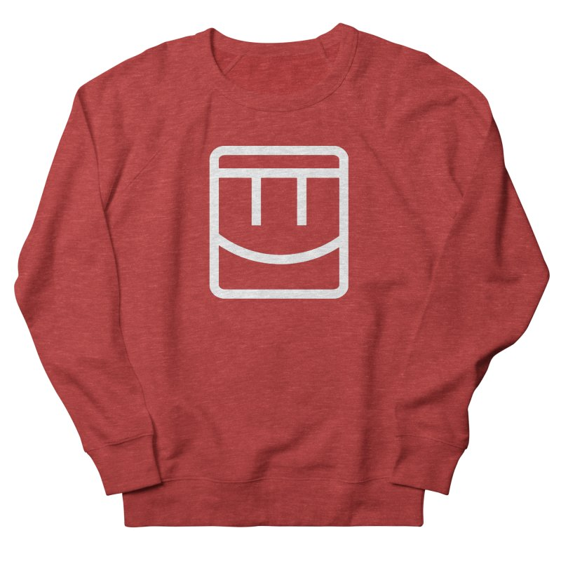 Rec Room Face Men's French Terry Sweatshirt by Rec Room Official Gear