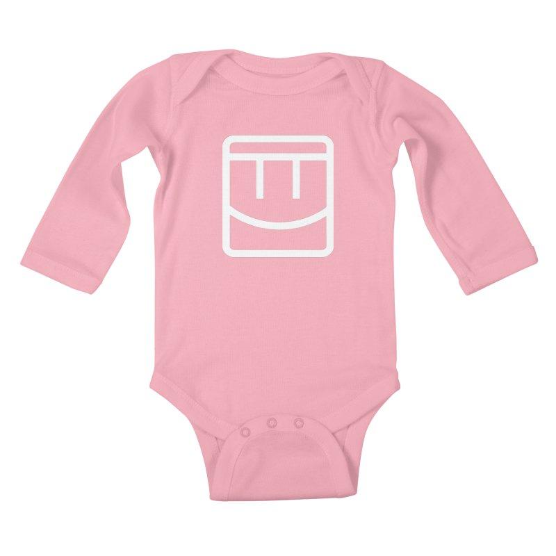 Rec Room Face Kids Baby Longsleeve Bodysuit by Rec Room Official Gear